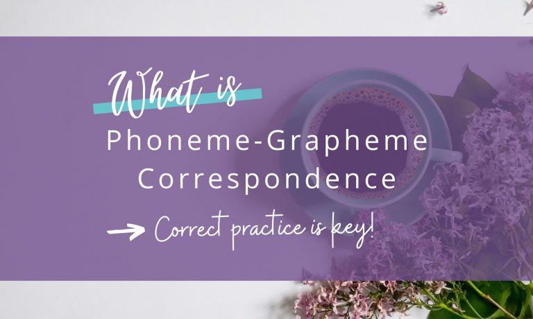 What-is-Phoneme-Grapheme-Correspondence-Blog-Post-Feature-Image